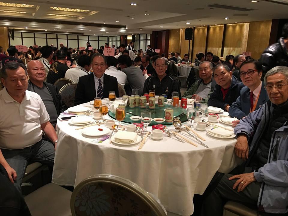 南華105 週年晚宴